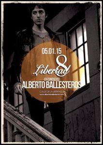 alberto ballesteros libertad8 5enero